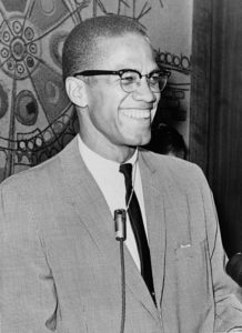 Malcolm X New York